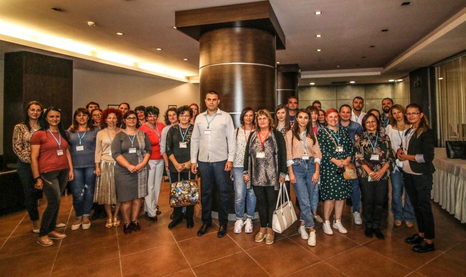 Среща на франчайз партньори на НОВ ВЕК в град Пловдив, 25-26 септември 2021